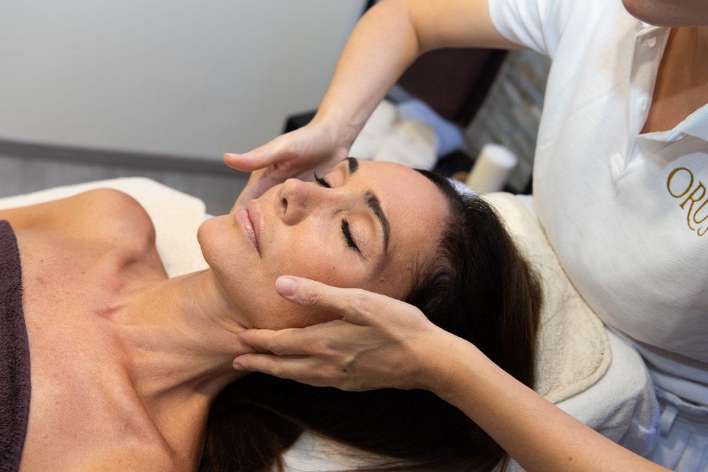 Massaggio Kobido viso