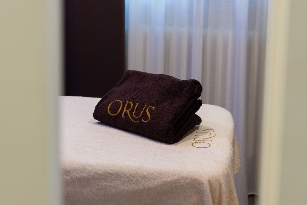 Massaggio Personalizzato Orus